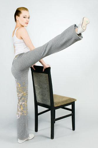 Фото №2 - Лучшие упражнения в домашних условиях