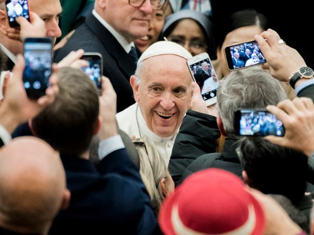 Фото №6 - Новая религия: 10 высказываний папы римского Франциска, которые вас удивят