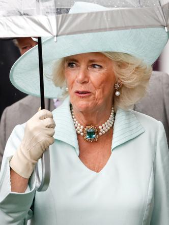 Фото №9 - Шкатулка будущей королевы: любимые украшения герцогини Камиллы