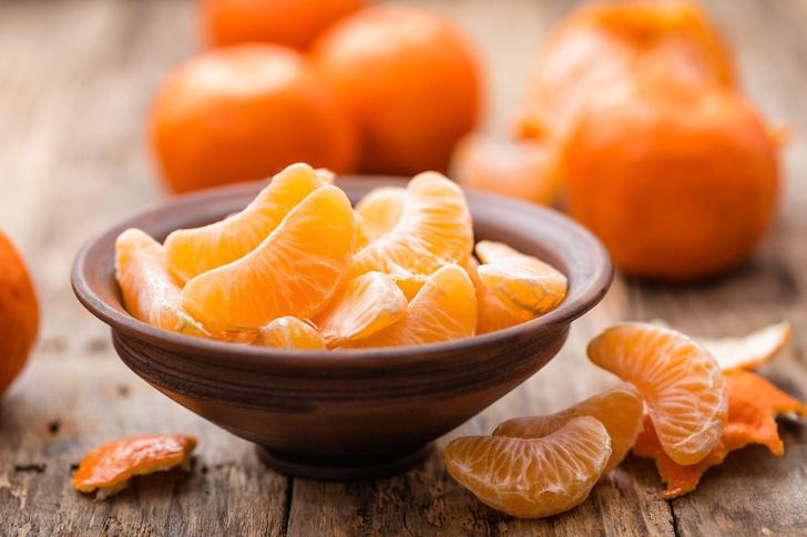мандарины и апельсины польза и вред для здоровья