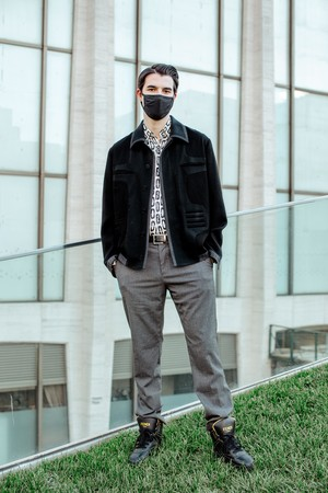 Фото №2 - Джаз и мода: как бренд Fendi поддерживает творчество в пандемию