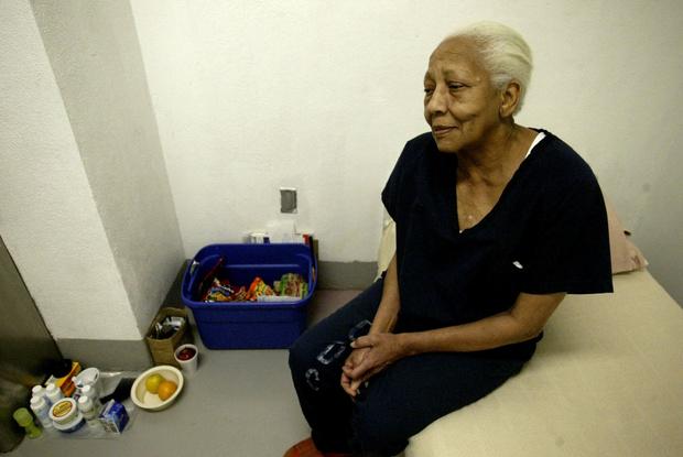 Фото №4 - Криминальный талант Дорис Пейн: всю жизнь воровала бриллианты, а попалась на краже продуктов