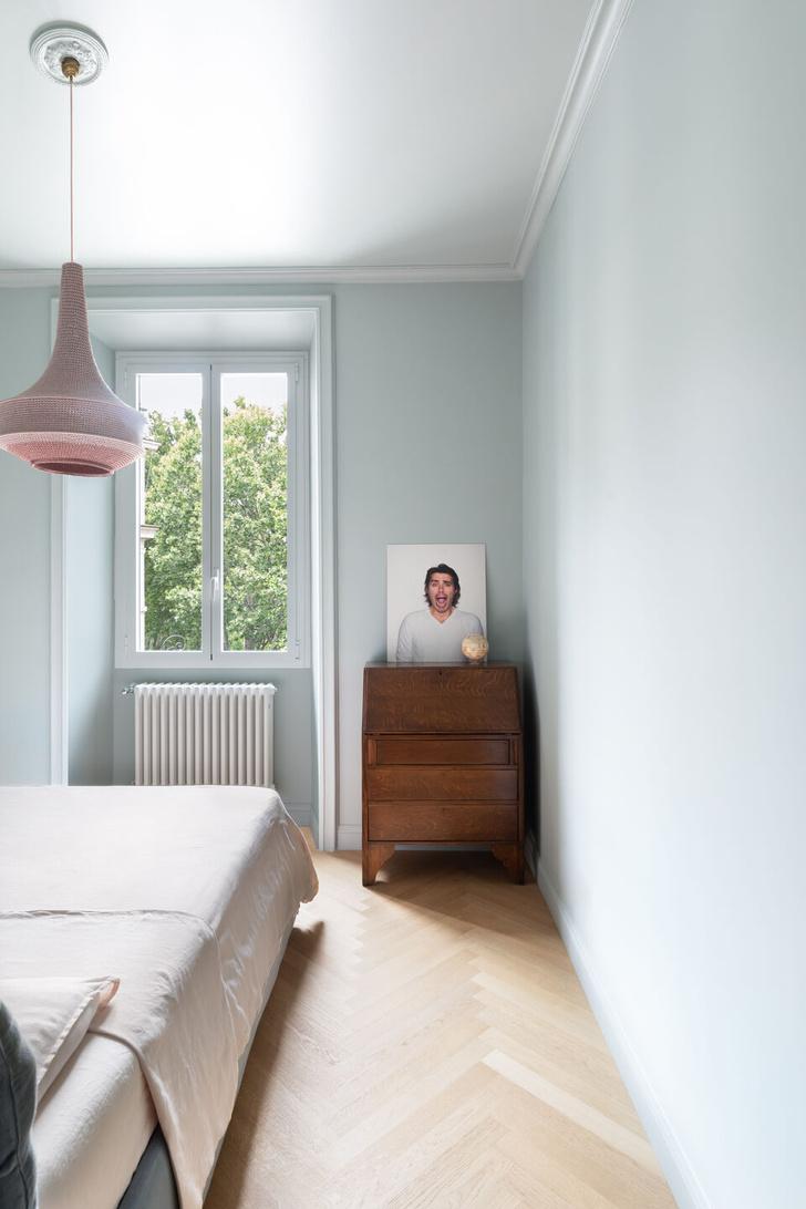 Фото №8 - Яркая квартира в Риме для творческой семьи