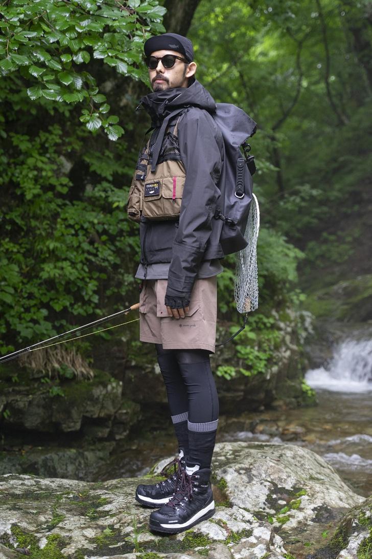 Фото №5 - Собираетесь в поход? Обратите внимание на эти аутдор-бренды с модной экипировкой