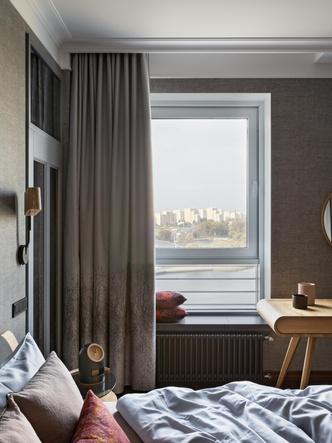 Фото №10 - Эклектичная квартира 150 м² с видом на реку в Минске