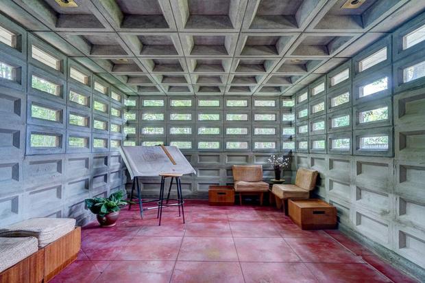 Фото №10 - Kalil House: самый неизвестный дом Фрэнка Ллойда Райта
