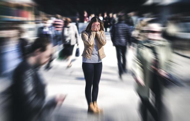 Фото №2 - Паническая и тревожная атака: как их отличить и преодолеть