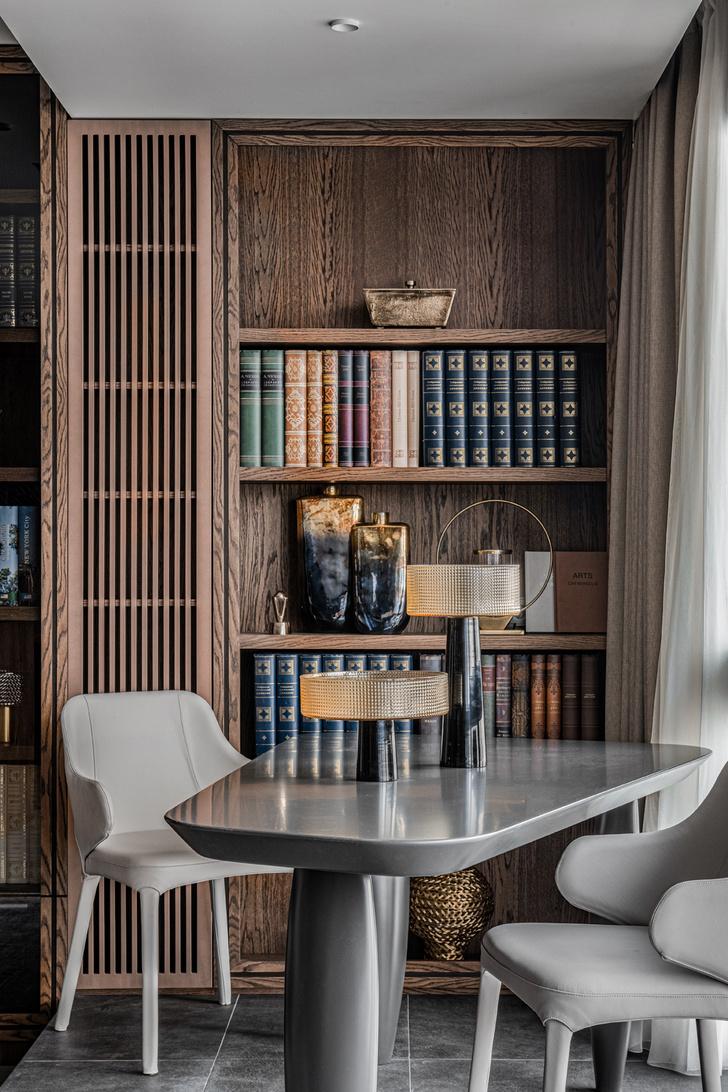 Фото №6 - Этника и современный дизайн в квартире на Пресне