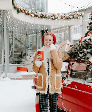 Фото №2 - Как не замерзнуть зимой на улице, празднуя Новый год