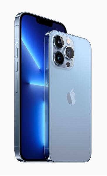 Фото №3 - Знакомься: Apple представила новые iPhone 13 Pro и iPad mini