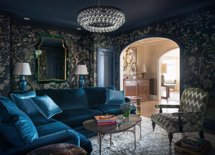 Фото №9 - Новая классика: элегантная квартира в Сан-Франциско