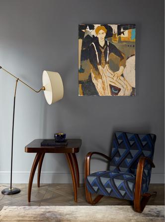 Фото №10 - Двухэтажная квартира «на Патриках»: проект Аллы Шумейко