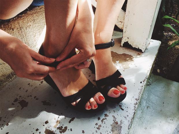 Фото №2 - Мир у твоих ног: как быть лучшей для любовника с фут-фетишем
