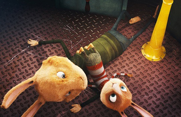 мультфильм За тридевять земель анимация для всей семьи