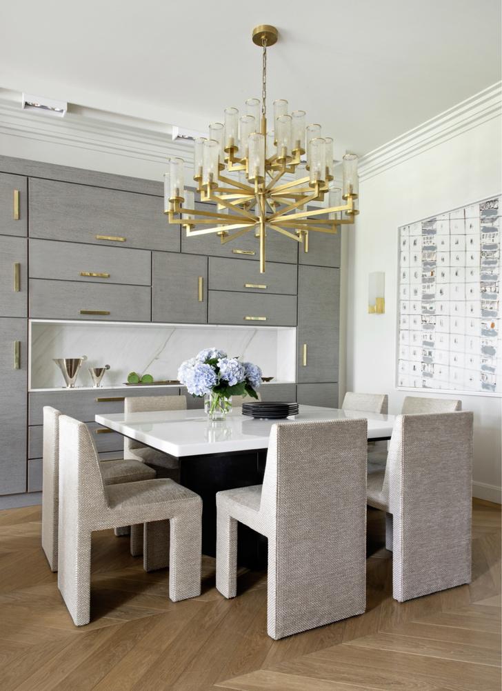 Фото №12 - Самые красивые комнаты за 20 лет: кухни-столовые