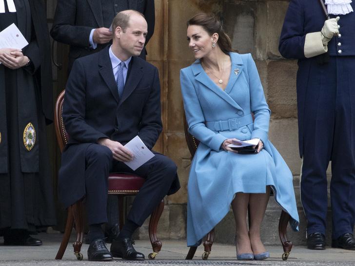 Фото №2 - Как кризис в королевской семье и скандал с Сассекскими изменил отношения Уильяма и Кейт