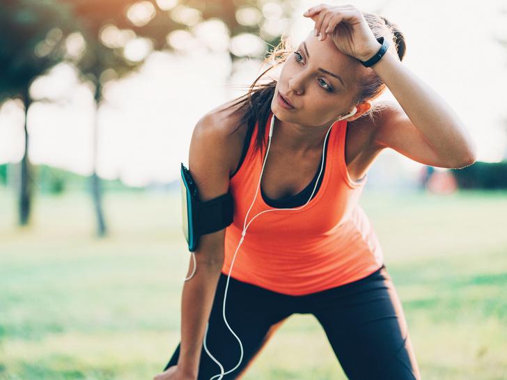 Фото №6 - Опасный фитнес: 8 признаков того, что вы тренируетесь слишком много