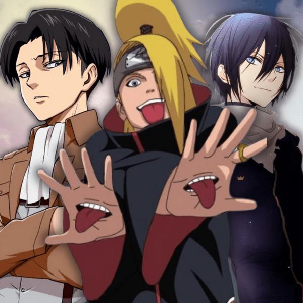 Фото №1 - Тест: Какой парень из аниме стал бы твоим соулмейтом? 😏