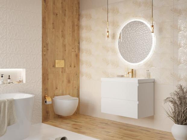 Фото №8 - Тренды 2021: ванная комната в стиле спа