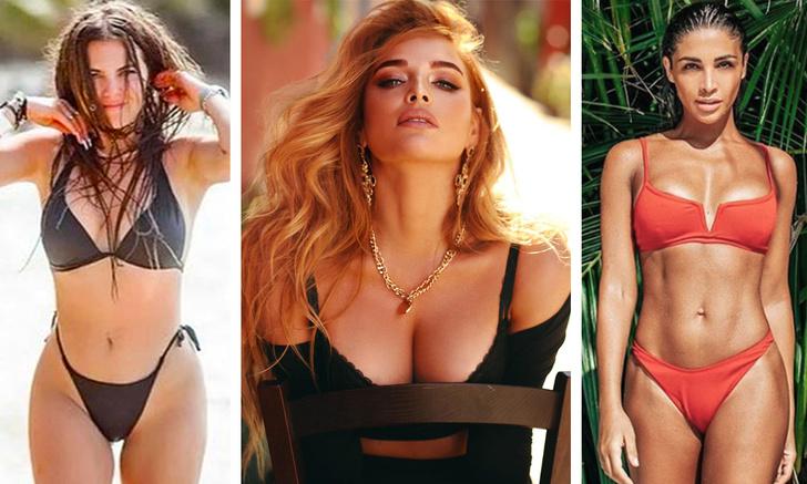 Фото №1 - Вестник «100 самых сексуальных женщин страны»: Даша Малыгина в постели, Глюк'оZа на пляже и еще много невиданных чудес
