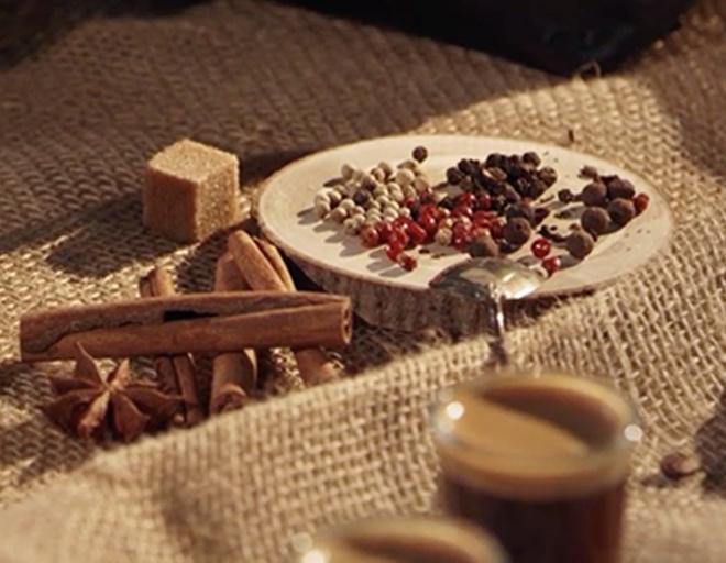 Черный кофе с перцем как в кофейне пошаговый рецепт