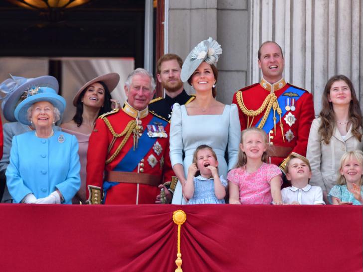 Фото №2 - Королевская привилегия, которой недавно лишилась герцогиня Кейт