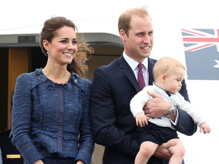 Фото №3 - Почему время после рождения Джорджа стало самым тяжелым для Кейт