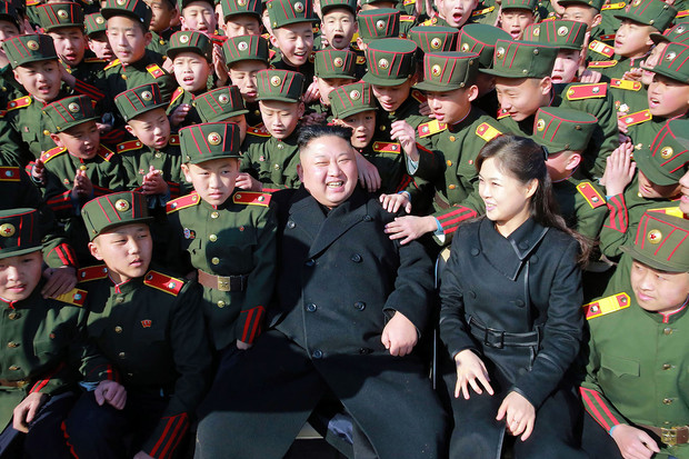 Фото №1 - 5 безумных слухов о Ким Чен Ыне