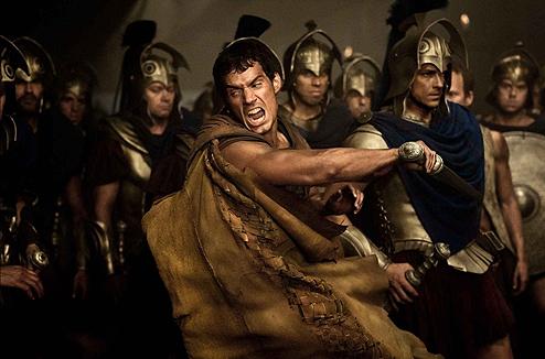 Кадр из фильма «Война богов: Бессмертные»