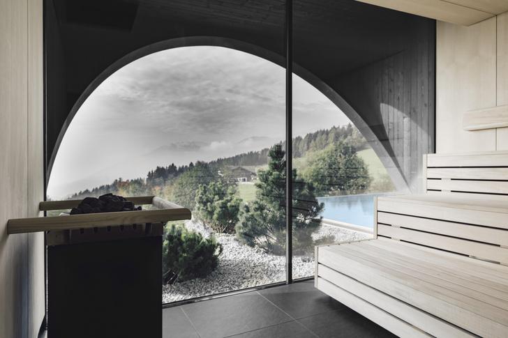 Фото №7 - Отель в Южном Тироле по проекту Петера Пихлера