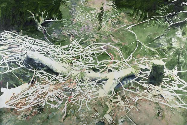 Фото №4 - Выставка Виталия Пушницкого в галерее Марины Гисич