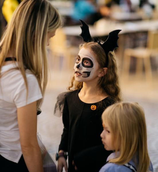 Фото №3 - Странные дела, привидения и мистический ЗАГС: Хэллоуин в детской стране профессий