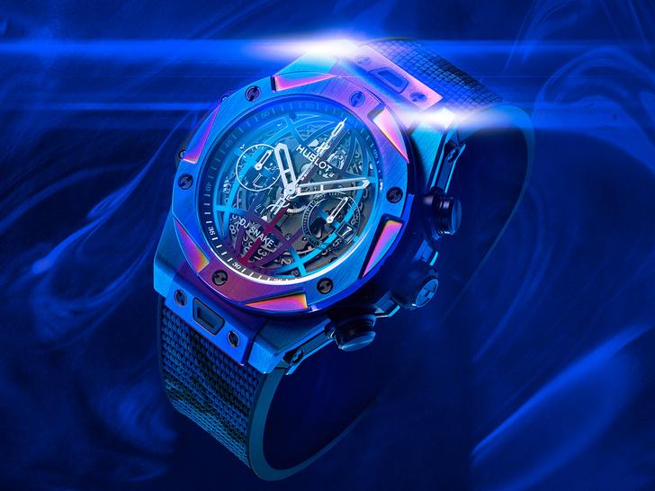 Фото №1 - Сила музыки: Hublot выпустил часы совместно с DJ Snake