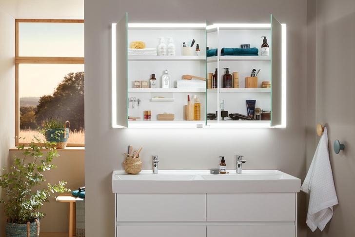 Фото №1 - Больше, чем зеркало: умные новинки для ванной от Villeroy & Boch