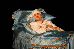 Фото №9 - Театр «Кураж» дарит маленьким зрителям «День в театре»