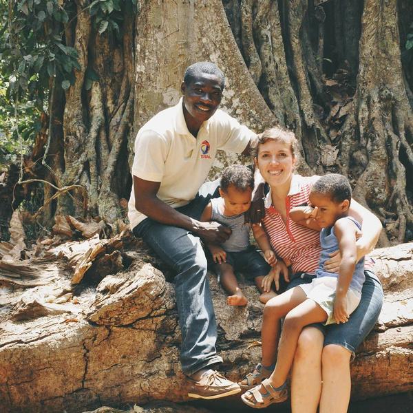 Фото №7 - Россиянка решила растить детей в Африке, и вот что из этого вышло