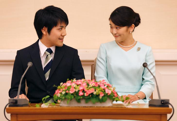 Фото №9 - Японский Мегзит! Принцесса выходит замуж за простолюдина и бежит из дворца