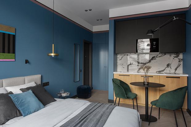 Фото №7 - Апартаменты в аренду вместо трехкомнатной квартиры
