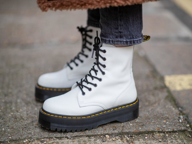 Фото №7 - Обувь столетия: как Dr. Martens стал любимым брендом звезд