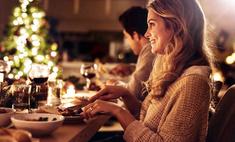 Правила идеального застолья, или Как не переесть в праздники