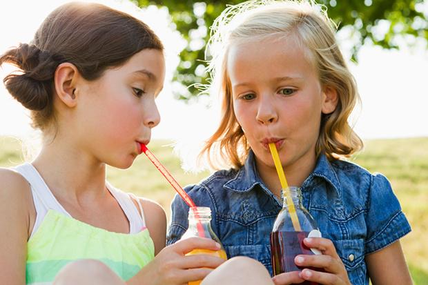 Фото №2 - Дети и газировка