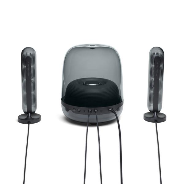 Фото №3 - Обновленная акустическая система Harman Kardon SoundSticks 4