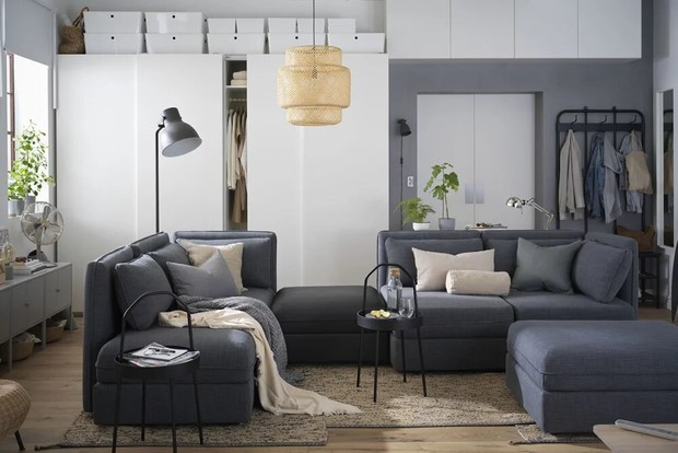Фото №2 - Куда поставить диван: 7 вдохновляющих идей