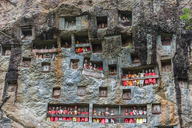 Фото №2 - Уйти красиво: удивительные погребальные обряды Испании, Бали и Мексики