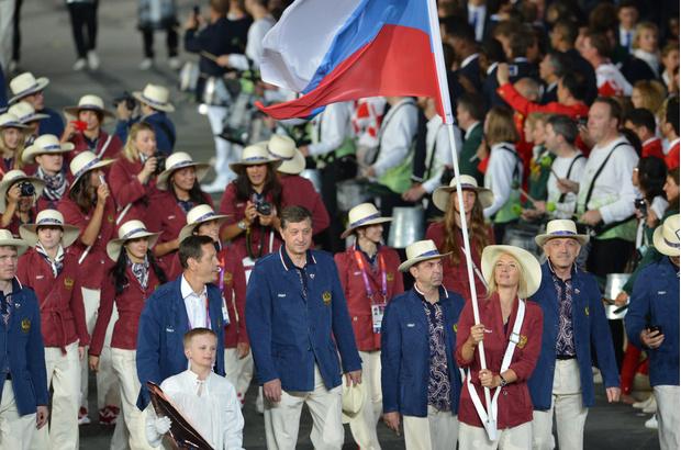 Фото №1 - «Наглые русские»: мир протестует против формы российских олимпийцев