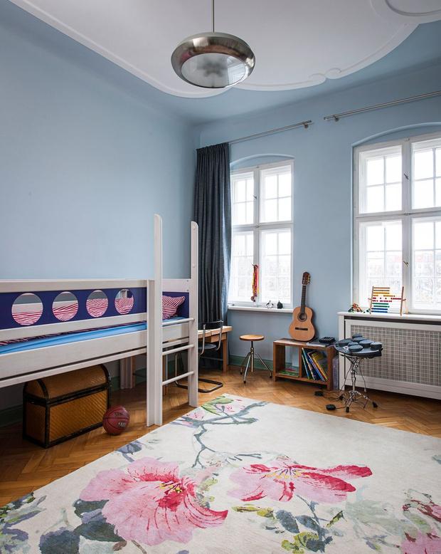 Фото №11 - Маленькая квартира с ярким характером в Берлине