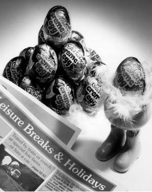 Фото №9 - 7 пасхальных традиций Виндзоров, которые вы точно захотите перенять
