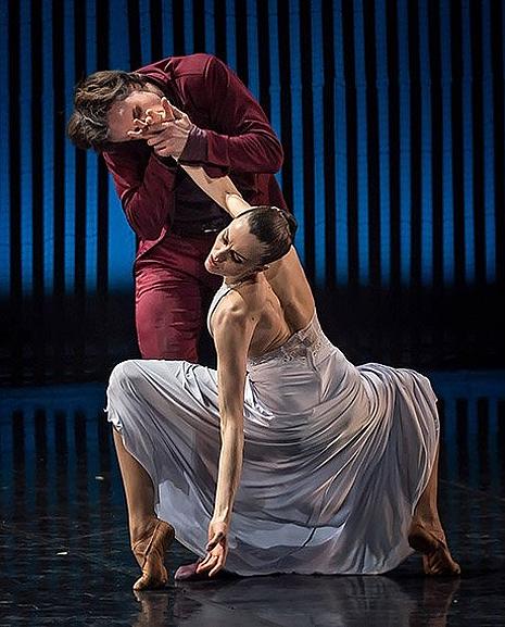 "Театр балета Бориса Эйфмана, балет ""Онегин"", фото"