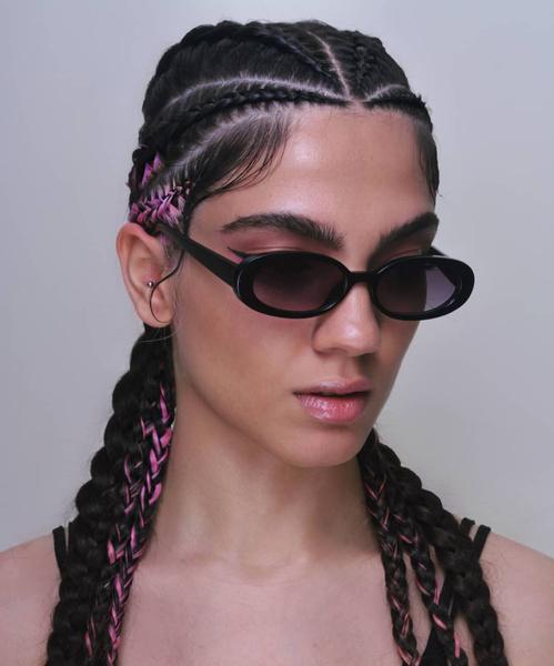 Фото №6 - Прически с косами: 8 стильных вариантов на лето
