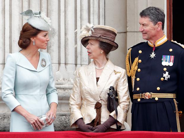 Фото №3 - Ожидания и реальность: чем королевская семья удивила второго мужа принцессы Анны